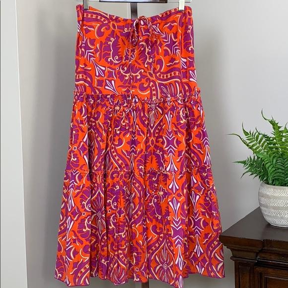 Diane Von Furstenberg Dresses & Skirts - Diane Von Furstenberg Drawstring Kingston Skirt